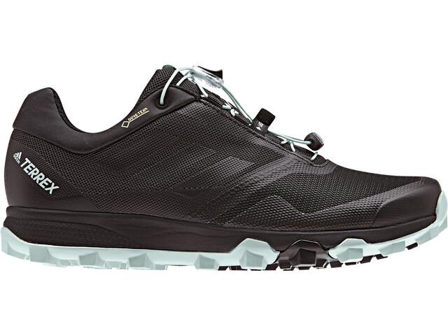 adidas TERREX Trailmaker GTX Shoes Women Carbon/Core Black/Ash Green